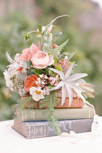 Оформление свадьбы цветами 8