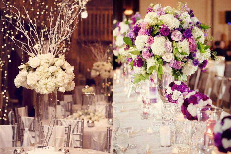 Цветы на свадьбу3
