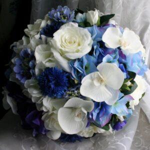 """Свадебный букет невесты """"Элегантный"""""""