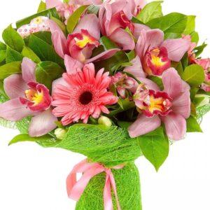 """Букет из орхидей """"Венеция"""""""