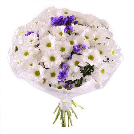 Букет хризантем № 148