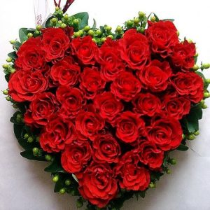 Roses Hearts