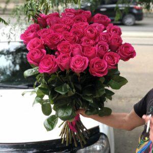 Эквадорская Роза сорт Пинк Флоид