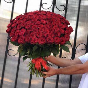 101 Роза сорт гран-при